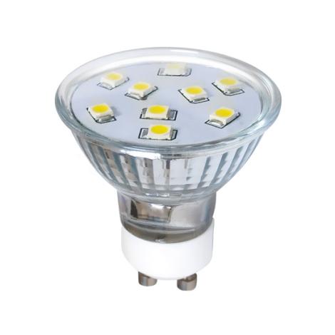 LED žárovka GU10/2W/230V - Greenlux GXLZ123