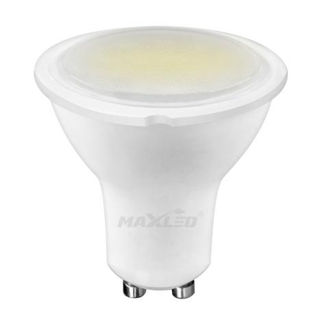 LED Žárovka GU10/8W/175-250V