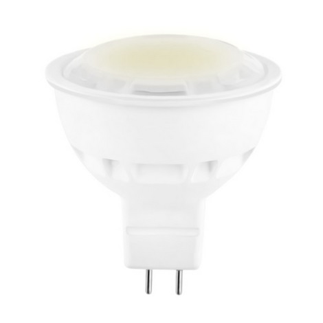 LED Žárovka GU5,3/MR16/5W/12V 4500K