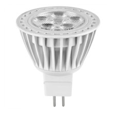 LED Žárovka GU5,3/MR16/6W/12V 350lm