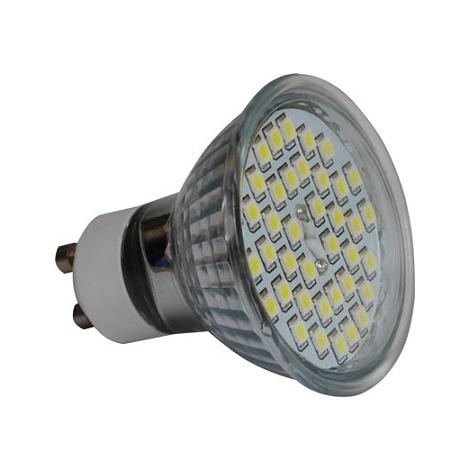 LED žárovka LED38 SMD GU10/4W/230V CW - GXLZ110