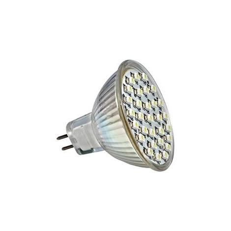 LED žárovka LED60 SMD MR16/4W  studená bílá - GXLZ030