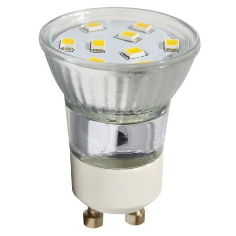 LED Žárovka LED9 GU10/2W/230V 6000K - Greenlux GXLZ124