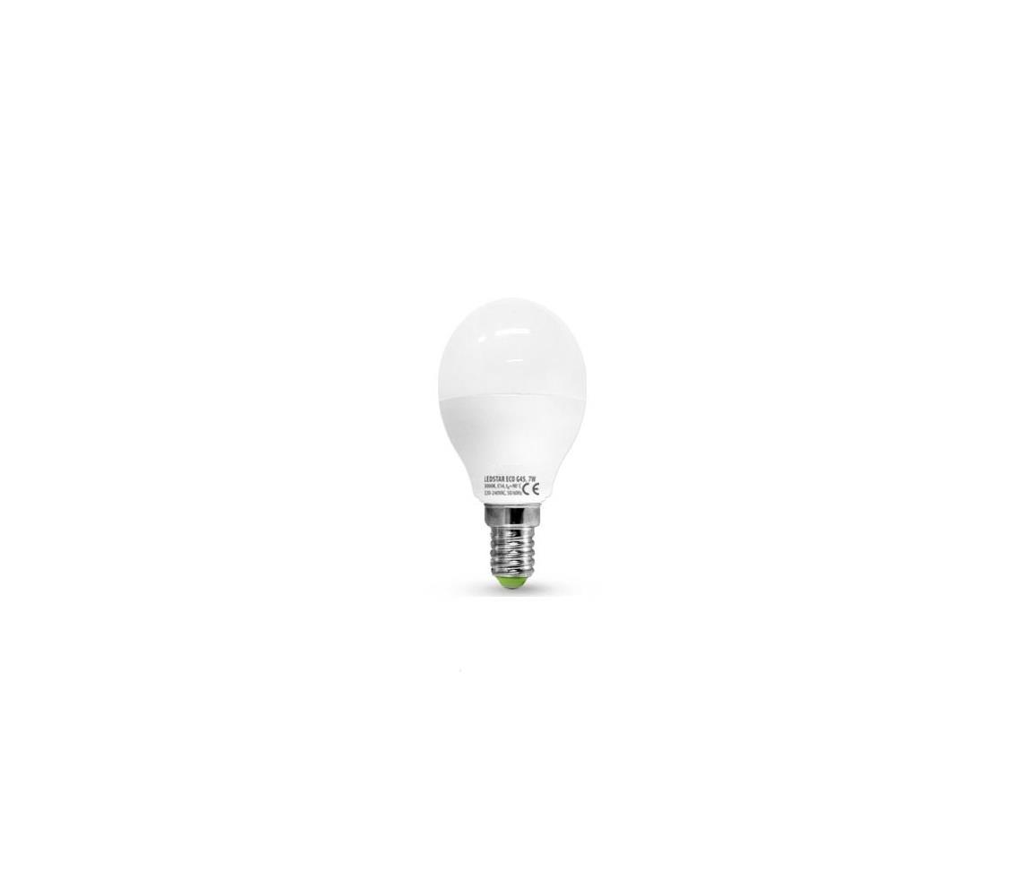 Brilum LED Žárovka LEDSTAR G45 E14/7W/230V 3000K