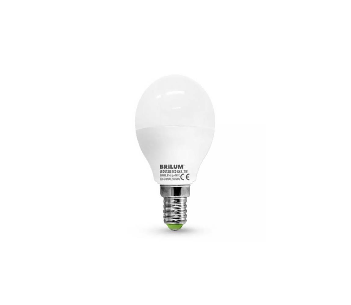 Brilum LED Žárovka LEDSTAR G45 E14/7W/230V 4000K
