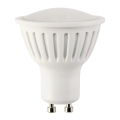 LED žárovka MILK LED GU10/7W/230V 2800K - Greenlux GXLZ235