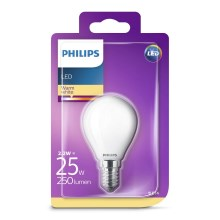 LED Žárovka Philips E14/2,2W/230V