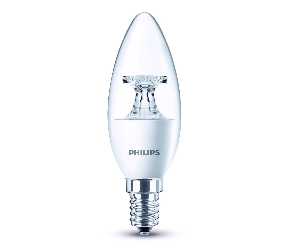 Philips LED žárovka Philips E14/5,5W/230V - CANDLE P1628