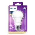 LED žárovka Philips E27/11W/230V 2700K