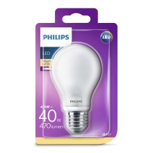 LED Žárovka Philips E27/4,5W/230V