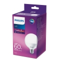 LED Žárovka Philips E27/9,5W/230V 2700K