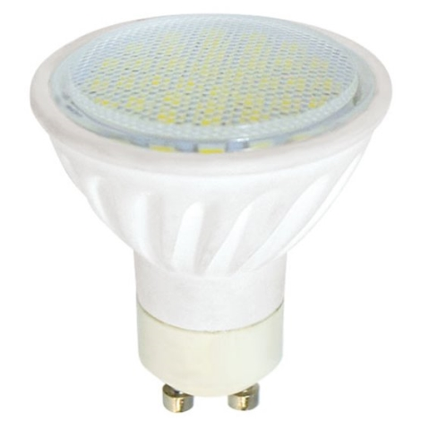 LED žárovka PRISMATIC LED GU10/8W/230V 6000K - Greenlux GXLZ236
