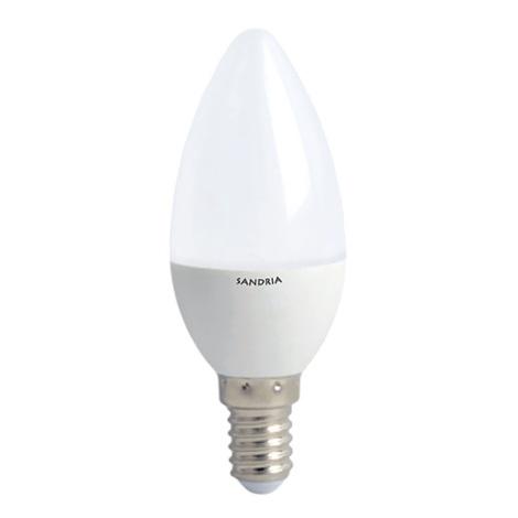 LED žárovka SANDY E14/5W/230V - Sandria S1215
