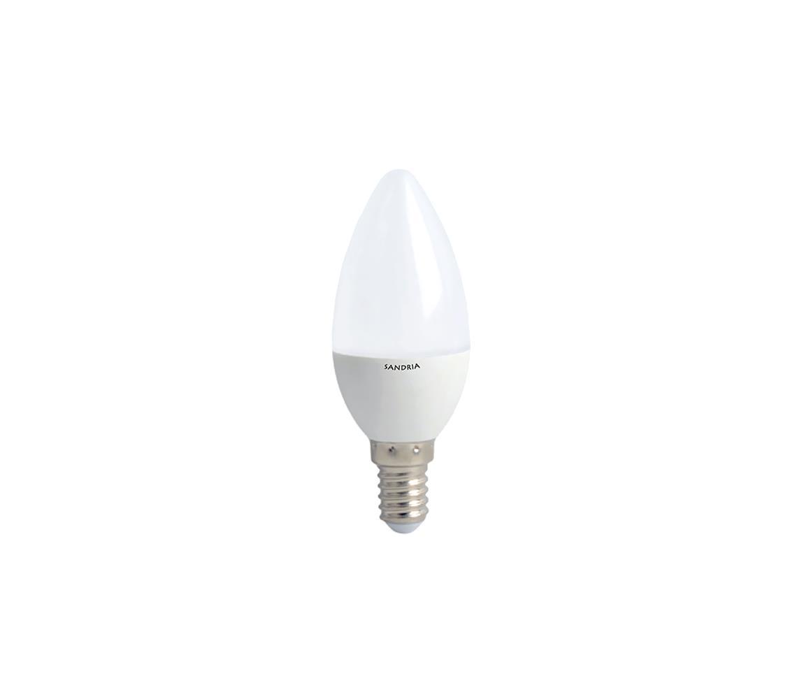 Sandria LED žárovka SANDY E14/5W/230V - Sandria S1222 SN0027