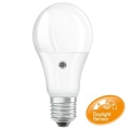 LED Žárovka se senzorem E27/8,5W/230V 2700K - Osram