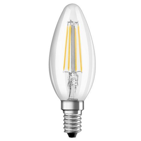 LED Žárovka VINTAGE E14/4W/230V 2700K - Osram