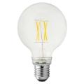 LED Žárovka VINTAGE G80 E27/4W/230V 2700K - GE Lighting