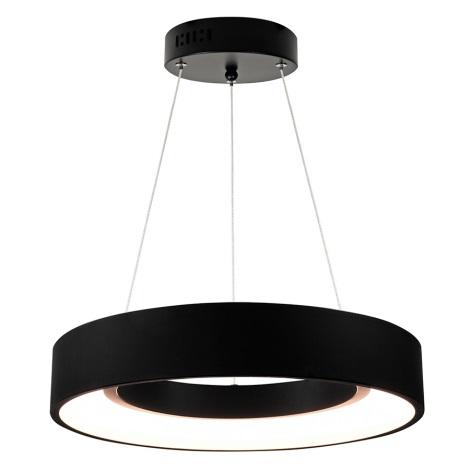 LED závěsné svítidlo BODO 1xLED/20W/230V černé
