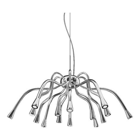 LED Závěsný lustr LAMBIO 15xLED/1W