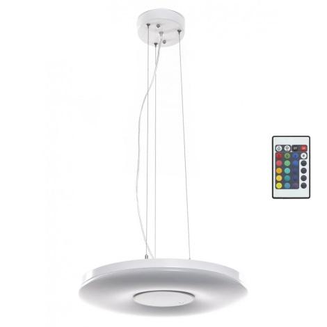 LEDKO 00010 - LED lustr LED-RGB/60W/100-240V