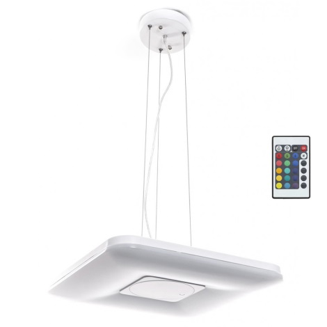LEDKO 00016 - LED lustr LED-RGB/30W/100-240V