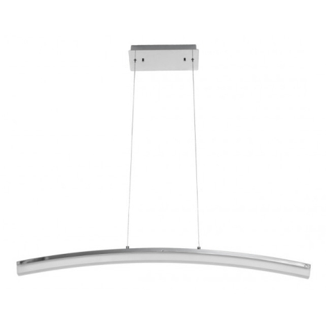 LEDKO 00201 - LED lustr STRIGA LED/20W/230V