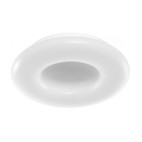 LEDKO 00207 - LED stropní svítidlo DONUT LED/24W/230V
