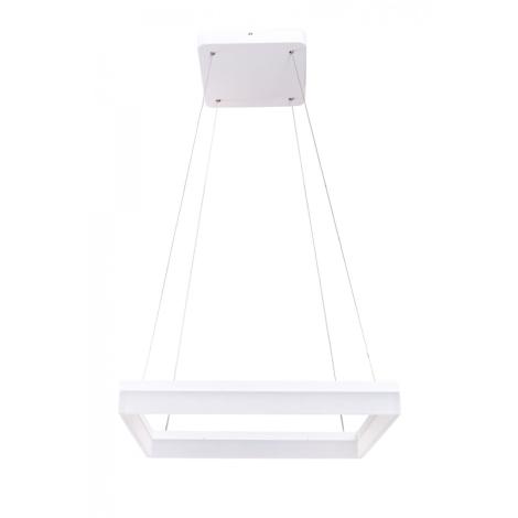 LEDKO 00283 - LED lustr ONDAREN QUADRO LED/45W/230V