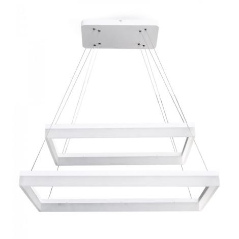 LEDKO 00298 - LED lustr ONDAREN QUADRO LED/100W/230V
