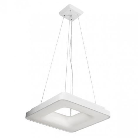 LEDKO 00302 - LED lustr PESSETO LED/43W/230V