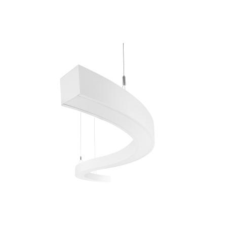 LEDKO 00400 - LED lustr WAVE LIGHT LED/22W/230V