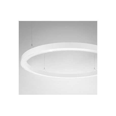 LEDKO 00404 - LED lustr CIRCOLARE RING LED/88W/230V
