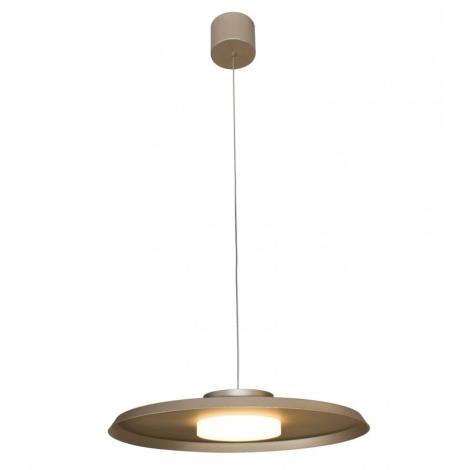 LEDKO 00445 - LED závěsné svítidlo LED/11W/230V zlaté