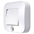 Ledvance - LED Orientační svítidlo se senzorem NIGHTLUX LED/0,25W/3xAAA