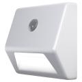 Ledvance - LED Schodišťové svítidlo se senzorem NIGHTLUX LED/0,25W/3xAAA IP54
