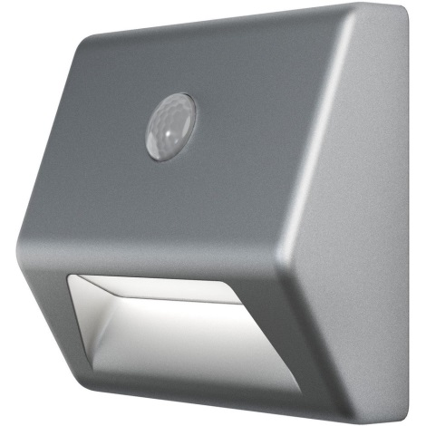 Ledvance - LED Schodišťové svítidlo se senzorem NIGHTLUX LED/0,25W/4,5V IP54