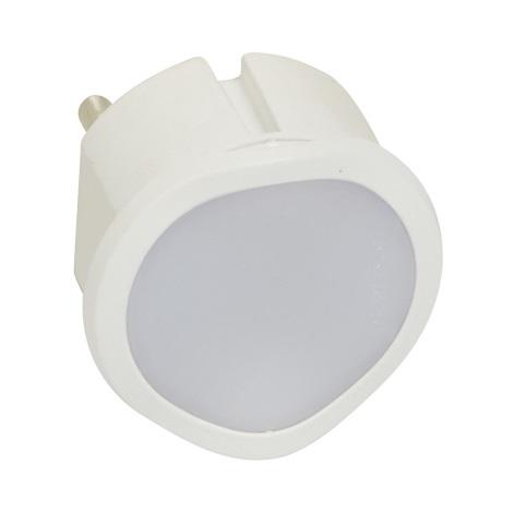 Legrand 50676 - LED Stmívatelné noční svítidlo do zásuvky PL9 LED/0,06W/230V