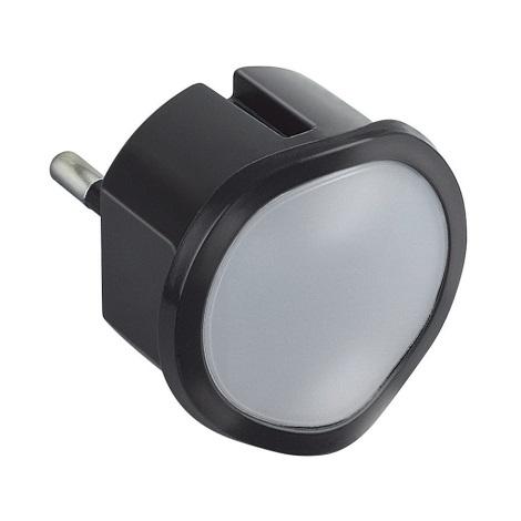 Legrand 50679 - LED Stmívatelné nouzové svítidlo do zásuvky PL9 LED/0,06W/230V