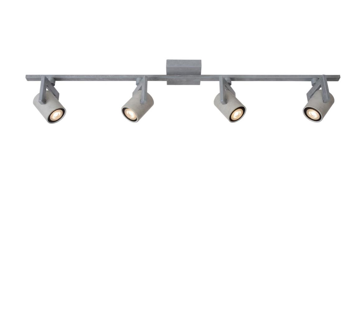 Lucide Lucide 05913/20/36 - LED bodové svítidlo CONNI-LED 4xGU10/5W/230V 90 cm LC0944