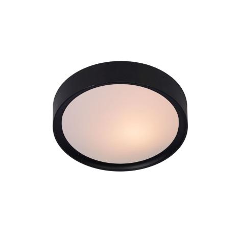 Lucide 08109/01/30 - Stropní svítidlo LEX 1xE27/9W/230V černá