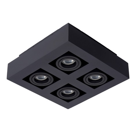 Lucide 09119/20/30 - LED Stmívatelné bodové svítidlo XIRAX 4xGU10/5W/230V
