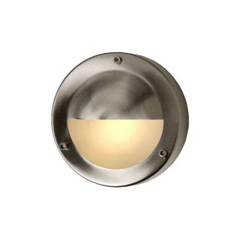Lucide 11837/21/12 - Venkovní nástěnné svítidlo MERIT 1xG9/25W/230V IP44