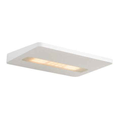 Lucide 17207/08/31 - LED nástěnné svítidlo BORO 1xLED/8W/230V bílé