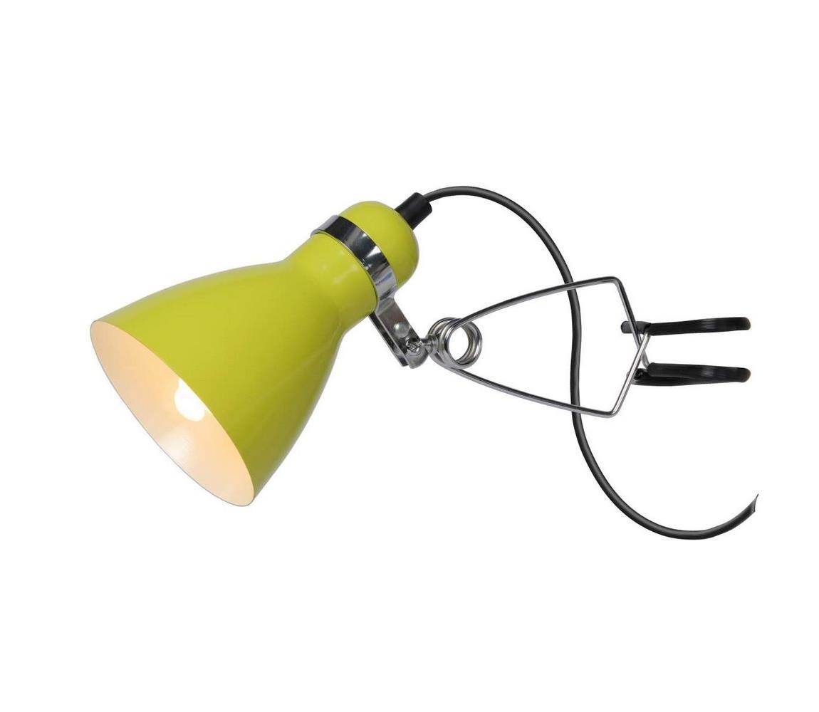 Lucide Lucide 18611/71/85 - Stolní lampa s klipem KLIPPY 1xE14/9W/230V LC2548