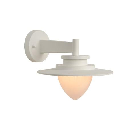 Lucide 27839/01/31 - Venkovní nástěnné svítidlo SESMA 1xG9/20W/230V bílé IP54