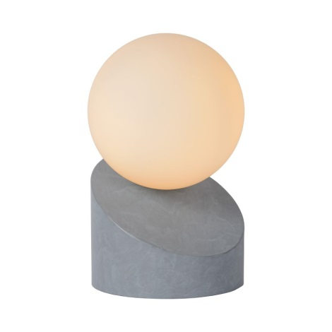 Lucide 45561/01/36 - Stolní lampa LEN 1xG9/40W/230V