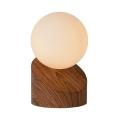 Lucide 45561/01/70 - Stolní lampa LEN 1xG9/40W/230V