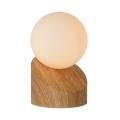 Lucide 45561/01/72 - Stolní lampa LEN 1xG9/40W/230V