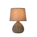 Lucide 47506/81/43 - Stolní lampa RAMZI 1xE14/40W/230V 26cm
