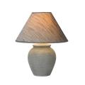 Lucide 47507/81/36 - Stolní lampa RAMZI 1xE27/40W/230V 42cm